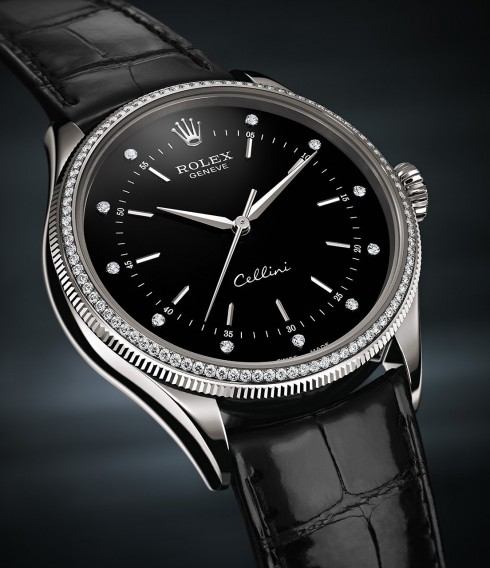 ĐỒNG HỒ NAM ROLEX CELLINI TIME DIAMOND